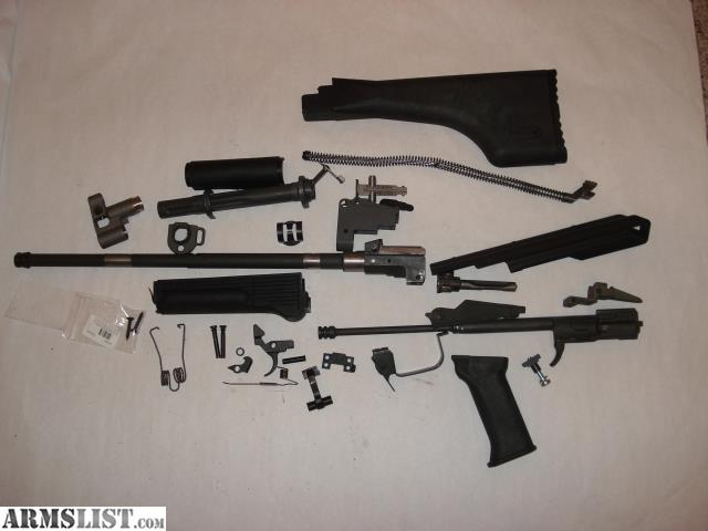 ARMSLIST - For Sale: AK Parts Kit 7 62x39mm cal , new & used