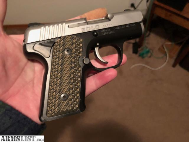 ARMSLIST - For Sale/Trade: LET'S DO THIS TODAY: Kimber 9mm