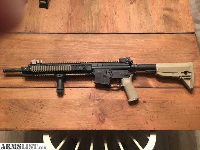ARMSLIST - For Sale: Colt M4 lower with adams arms piston upper BCM