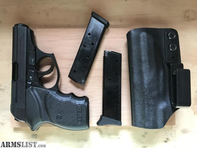 ARMSLIST - For Sale: Bersa Thunder 380 Concealed Carry + Extra