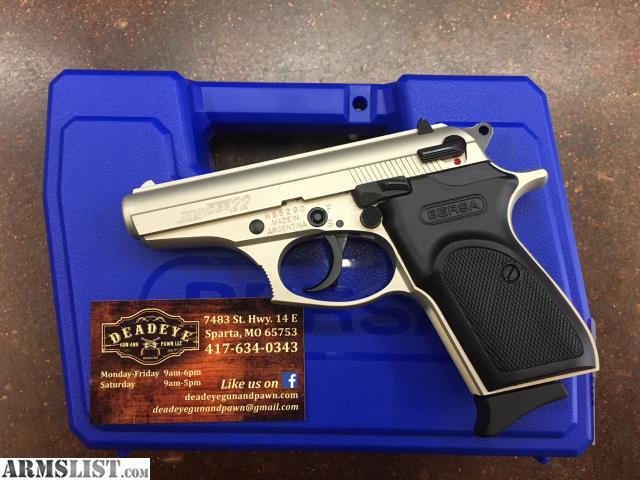 ARMSLIST - For Sale: LNIB Bersa Thunder 22