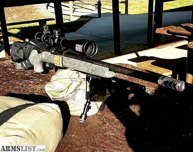 ARMSLIST - For Sale: Remington 700 SPS Tactical AAC-SD