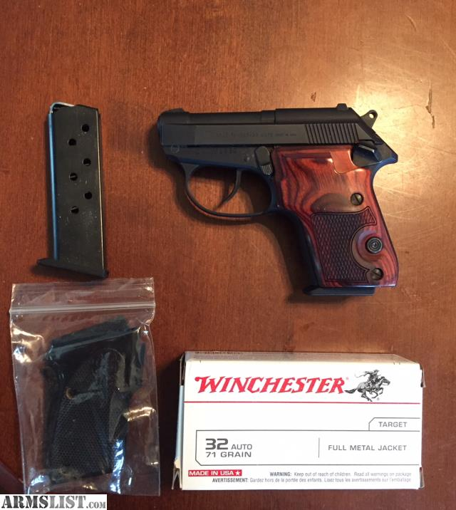 armslist for sale beretta tomcat 32 acp w rosewood grips and