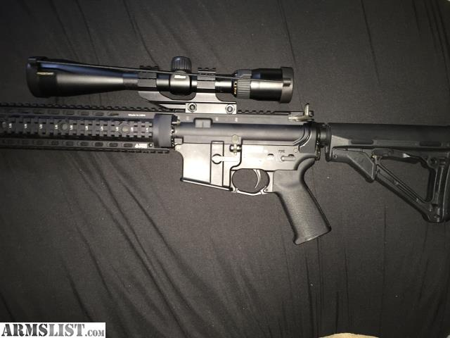 ARMSLIST - For Sale: Reaper tactical AR-15