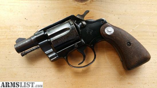 ARMSLIST - For Sale: Colt Revolvers