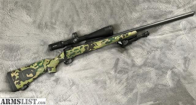 ARMSLIST - For Sale: Custom Savage 12 FV  308 Win