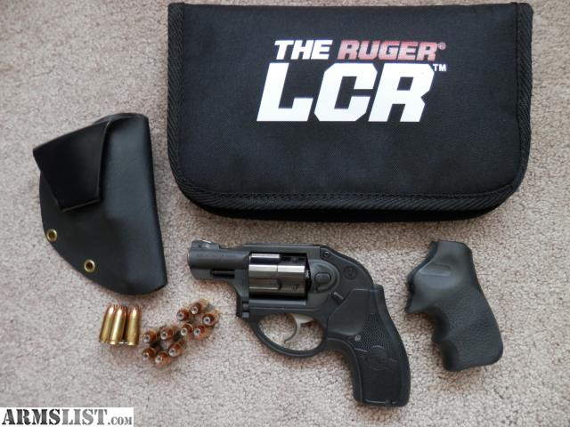 ARMSLIST - For Sale: Rare Ruger LCR Revolver in 9mm with