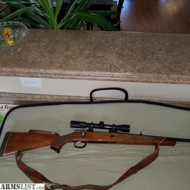 7mm Mauser Bolt Action Rifles – Jerusalem House