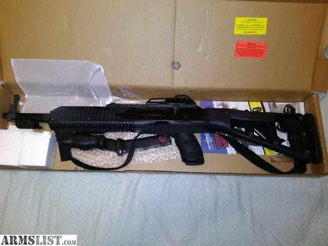 ARMSLIST - For Sale: Hi Point 995 Carbine with laser sight