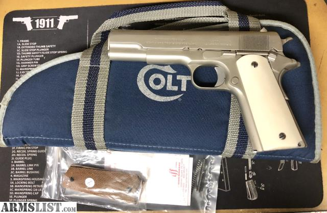 ARMSLIST - For Sale: Colt 1911A1 US Property Made 1913