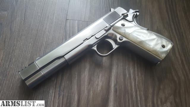 ARMSLIST - For Sale: WE Custom 1911 and two Hi Capa parts ... M1911 Custom Parts
