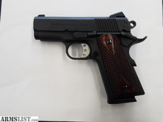 Armslist For Sale American Tactical Titan 45acp