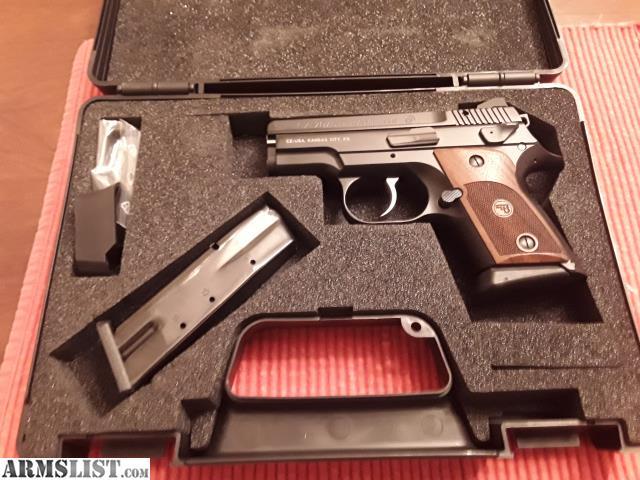 ARMSLIST - For Sale: CZ 2075 RAMI bd 9mm Cajun Gun Works Pro