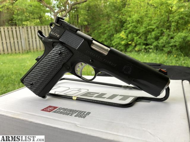 ARMSLIST - For Sale/Trade: Springfield Armory Range Officer