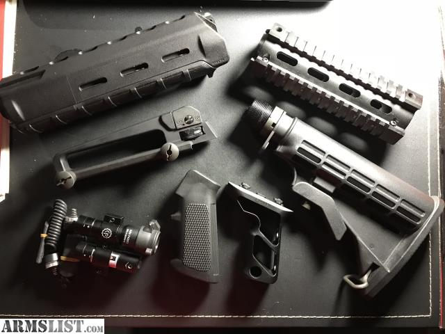 ARMSLIST - For Sale/Trade: AR-15 Parts