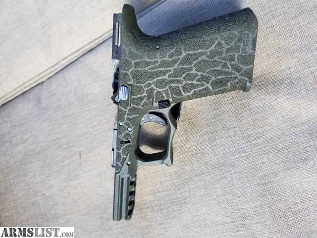 ARMSLIST - For Sale: Glock P80 OD.Green frame