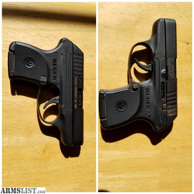 ARMSLIST - For Sale: Ruger LCP 380 acp