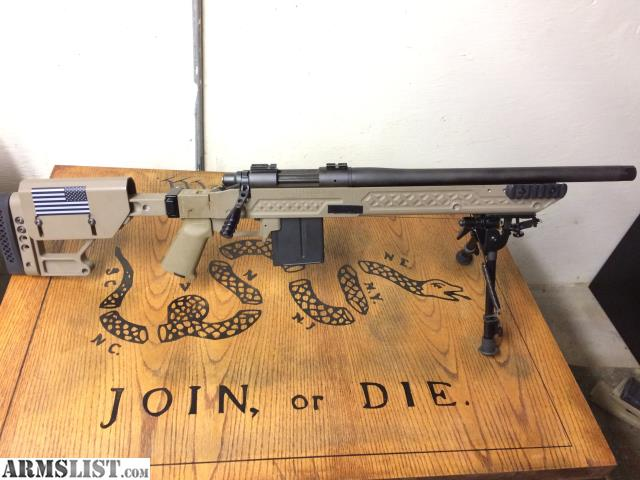 ARMSLIST - For Sale/Trade: Rem 700 sps tactical mcrees chassis