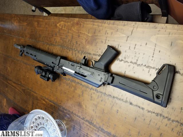 ARMSLIST - For Sale: CAI N-PAP AK47 / AKM 7 62x39