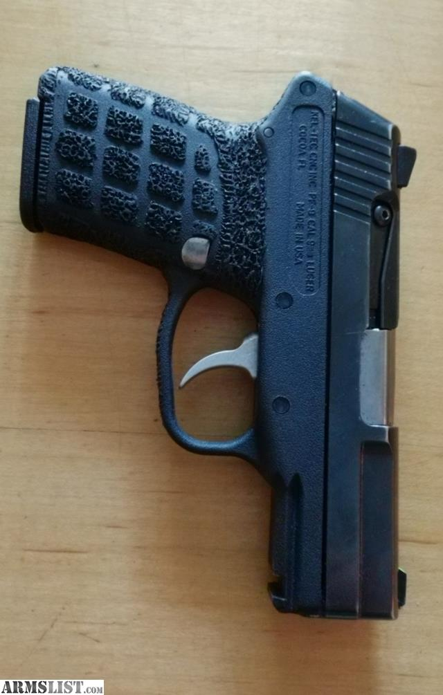 ARMSLIST - For Sale: Kel-Tec PF9 with upgrades and extras