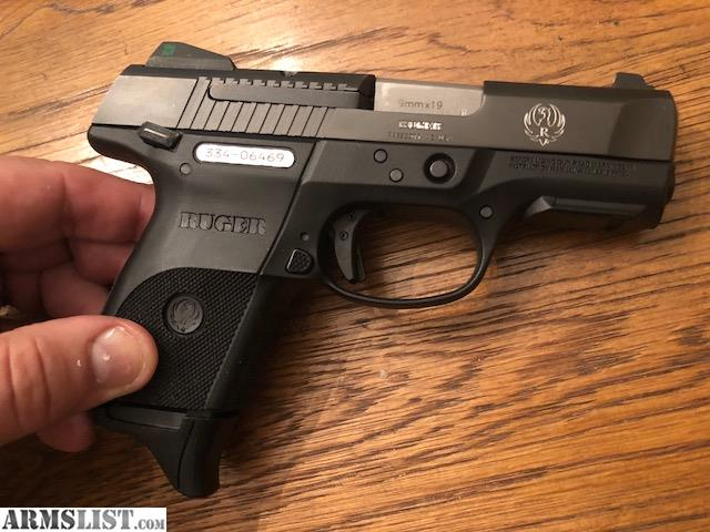 ARMSLIST - For Sale: Ruger SR9C Talo Special Edition