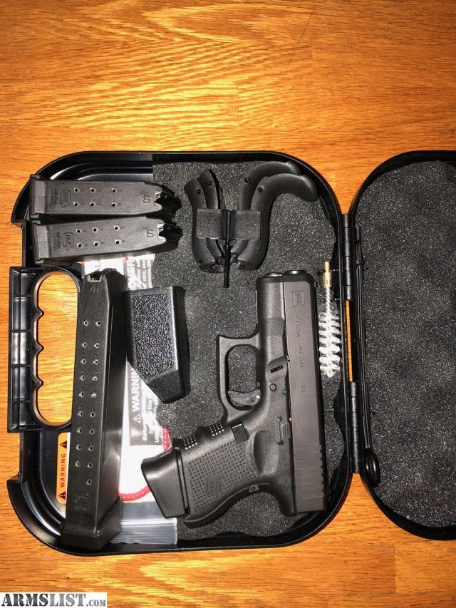 ARMSLIST - For Sale/Trade: Glock 27 Gen 4