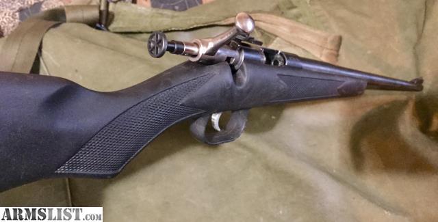 ARMSLIST - For Sale: Cricket  22 LR single shot rifle