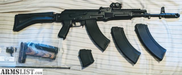 ARMSLIST - For Sale/Trade: Arsenal SAM7SF and accessories