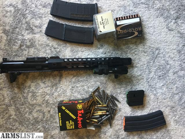 Armslist For Sale Ar15 Upper 10 5 Quot Amp Extra