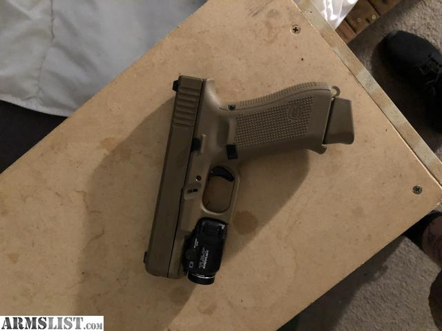 ARMSLIST - For Sale: GLOCK 19X MICRO RONI COMBO!!!!