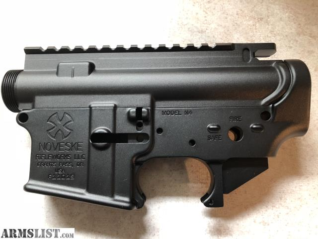 ARMSLIST - For Sale: Brand New Noveske Stripped Lower and