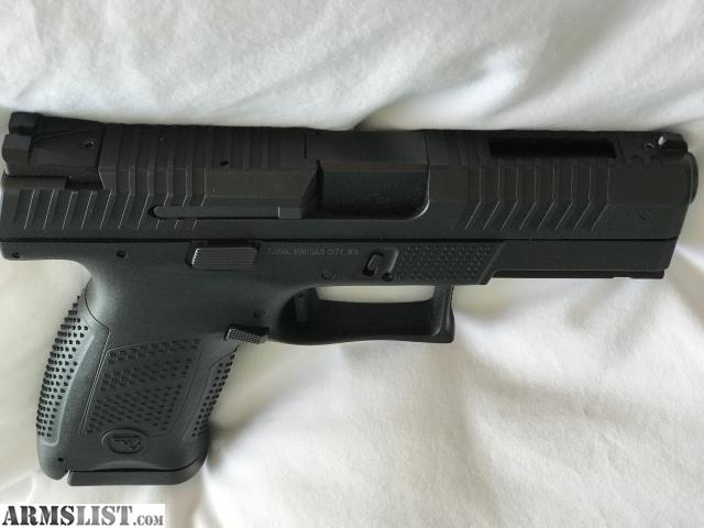 ARMSLIST - For Sale: CZ P10c CUSTOM