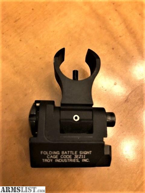 ARMSLIST - For Sale: Troy Industries Micro Iron Sight Set