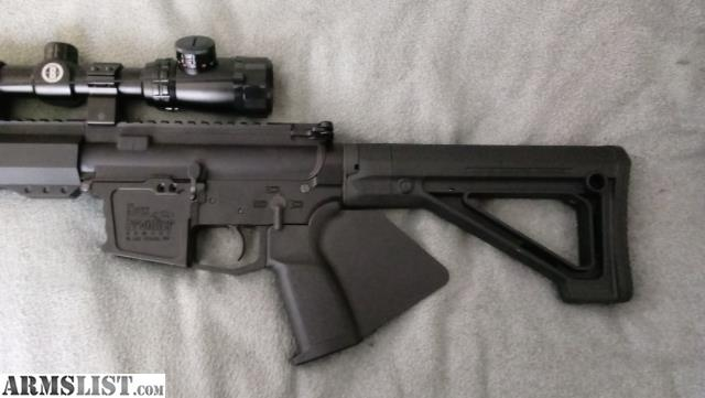 ARMSLIST - For Sale: Like new Scoped New Frontier Armory 9mm