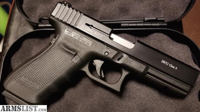 ARMSLIST - For Sale/Trade: Glock 20 with Advantage Arms 22lr