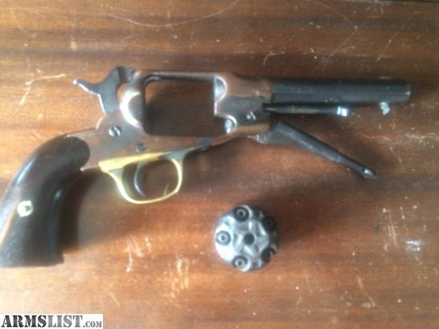 ARMSLIST - For Sale: Remington 1865 Antique sw Police  36