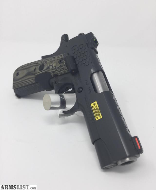 ARMSLIST - For Sale: Kimber KHX Pro Carry 45ACP Hogue Laser