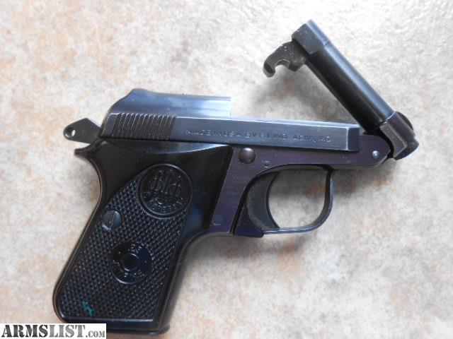 ARMSLIST - For Sale/Trade: Beretta 950 BS  25 caliber