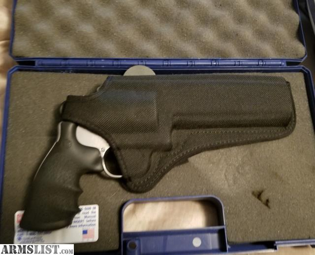 Armslist For Sale Smith Wesson Model 629 44 Mag 8 1 2 Quot W