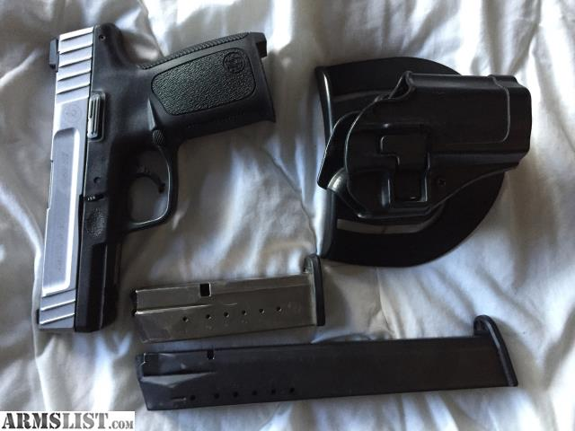 ARMSLIST - For Sale: S&W SD40VE with extras