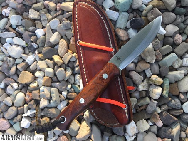 ARMSLIST - For Sale: Bark River Knives Ultralight Bushcrafter