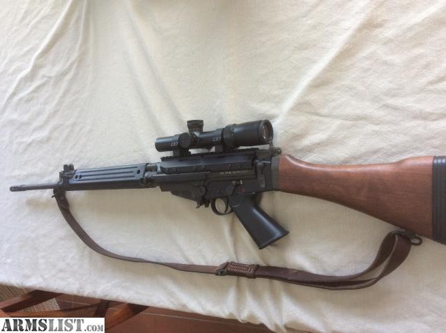 ARMSLIST - For Sale: DSA SA58 308/7 62 Rifle FN FAL