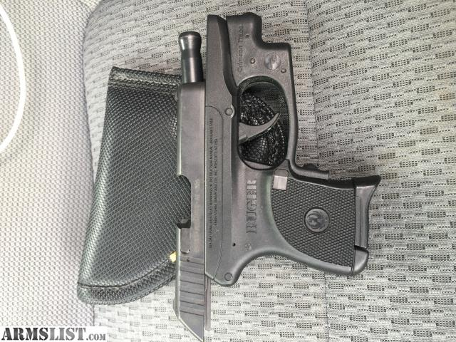 ARMSLIST - For Trade: RUGER LCP w/ LASER