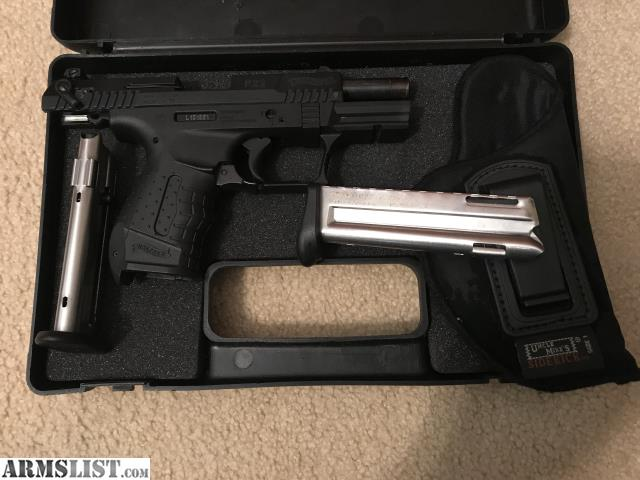 ARMSLIST - For Sale: Walther P22 and holster