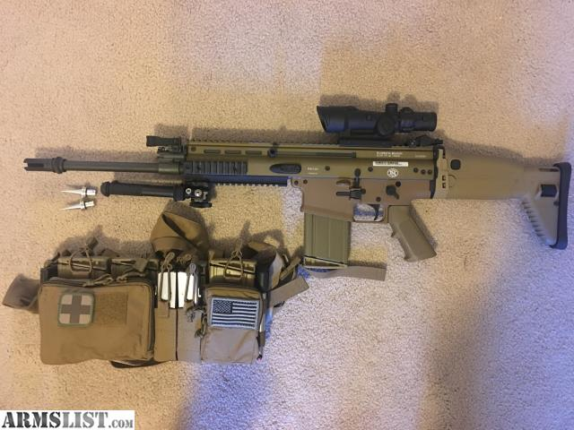 ARMSLIST - For Sale: Scar 17