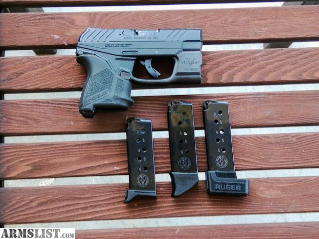 ARMSLIST - For Sale: Ruger LCP II 380 with Viridian laser