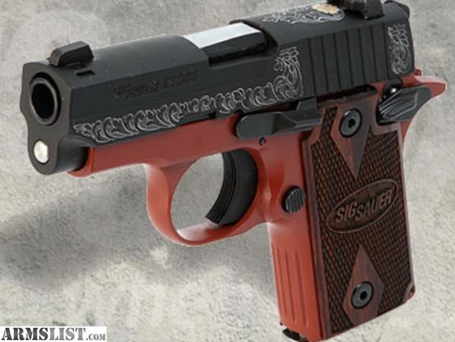"ARMSLIST - For Sale: Sig Sauer p238 ""lady"""