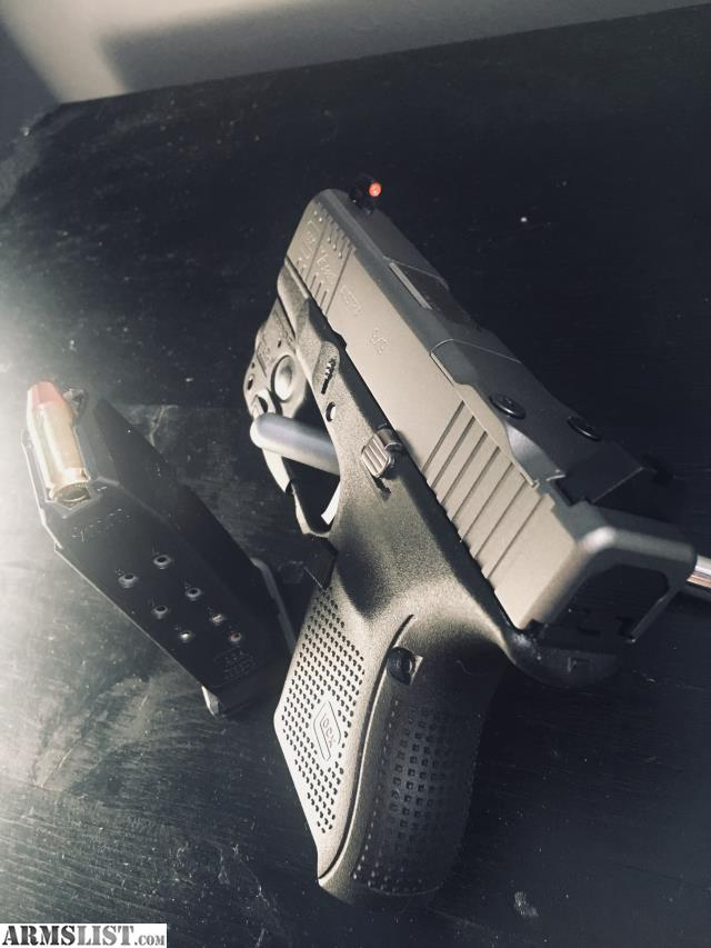 Armslist For Sale Trade Glock 26 Gen 5 W Rmr Cut
