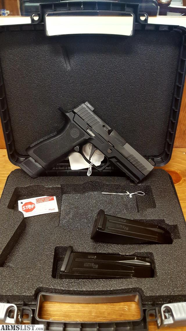ARMSLIST - For Sale: USED SIG SAUER P320 X-CARRY!