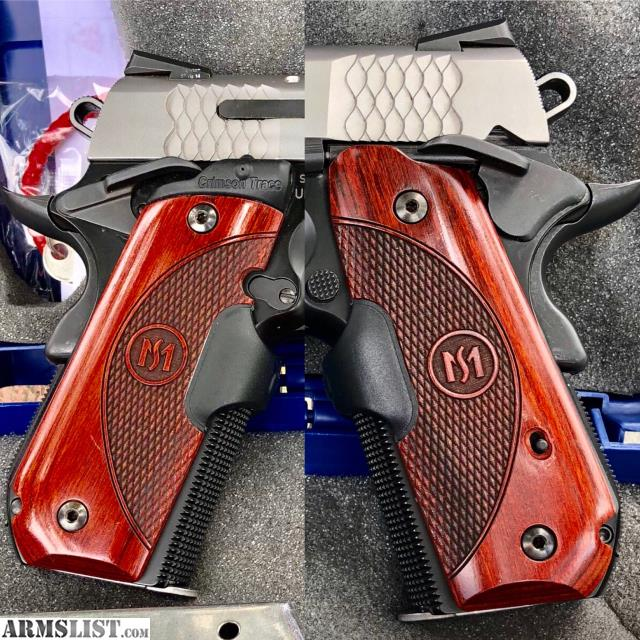 ARMSLIST - For Sale: Crimson trace master series grips for